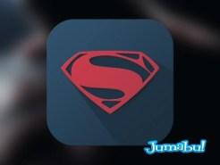 accion-photoshop-sombras-largas-iconos-superman