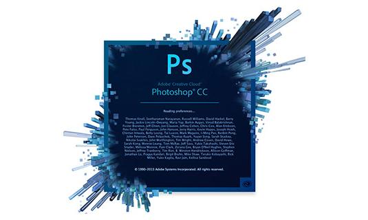 adobe photoshop cs7 pantalla 2013 - La evolución de Adobe Photoshop año tras año