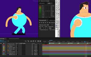 animacion personaje 1080x675 - Taller Tutoríal de Ilustración y Animación