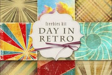 background retro coloridos - Fondos Coloridos con Estilo Vintage en HD