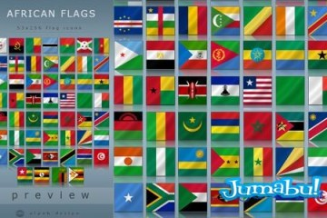 african-flags