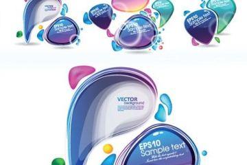 globos-discucion-vectoriales