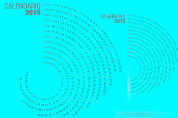calendario 2015 creativo - Original y Creativo Calendario 2015