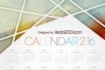 calendario 2016 png - Calendario 2016 para Editar e Imprimir