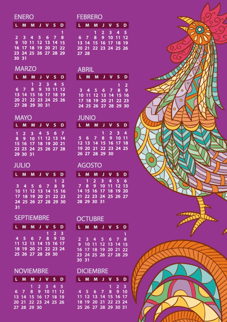 calendario-jumabu-2017-ano-del-gallo