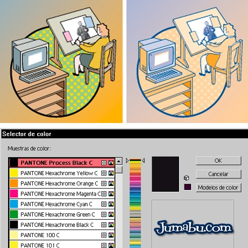cambiar-a-dos-tintas-vector-illustrator