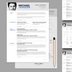 curriculum diseno - Plantilla de curriculum vitae para conseguir trabajo