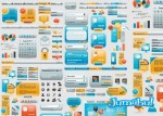 elementos interface estadistica - Elementos Diseño Web