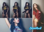 estampas playeras camisetas mujeres11 - Las Heroínas están de Moda!