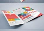 flyer mock up indesign - Plantilla para Crear un Flyer Tríptico