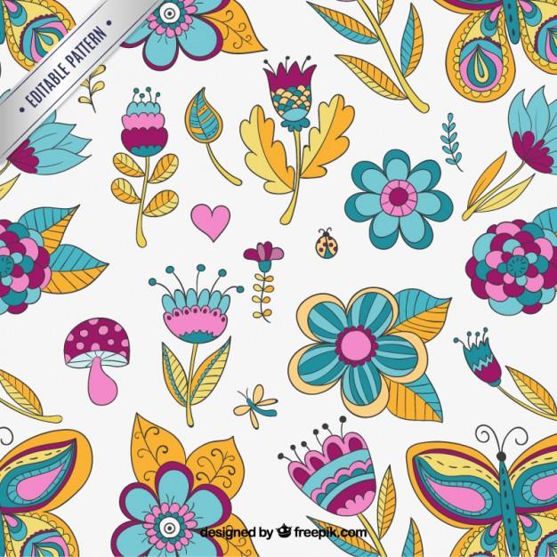 fondo-floral-vector