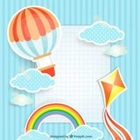 Crea tus Invitaciones en Vectores para Niños