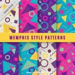 fondos geometricos coloridos super nuevos - Fondos geométricos super coloridos y en vectores gratis