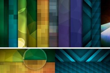 fondos geometricos descargar - Fondos geométricos super coloridos