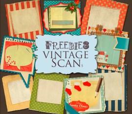 fondos papel recortado - Invitaciones Vintage de papel recortado para Descargar