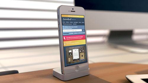 iPhone Template - Qué son los MockUps? y Para qué Sirven?
