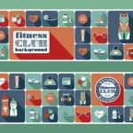 iconos para gimnasio - Iconos en Vectores Gratis para Gimnasio o Crossfit