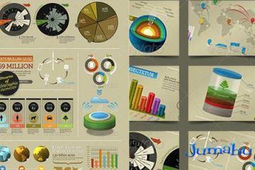 infografica ecologica1 - Infografía Verde - Ecológica