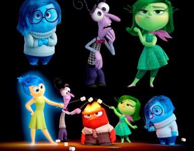 inside out png transparente - Descarga los personajes de Inside Out con fondo transparente