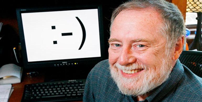 inventor emoticonos - 20 curiosidades sobre el diseño gráfico