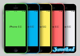 iphone 5s photoshop - iPhone 5C en Photoshop - Mock Up