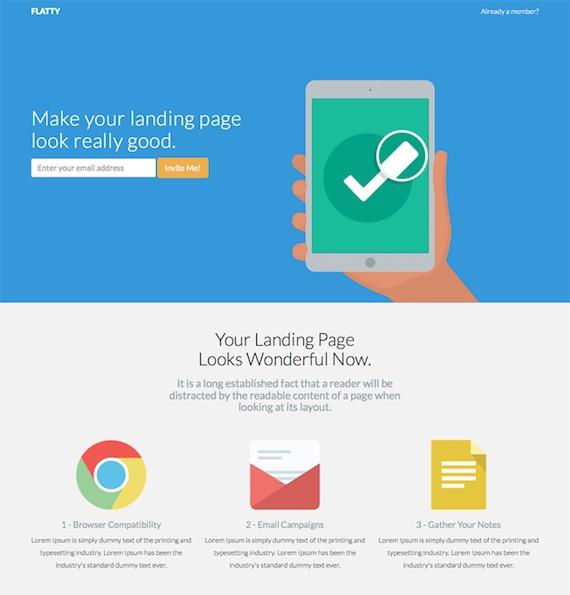 landing pages gratis para descargar - Qué es una Landing Page? Enterate y Descarga una Gratis!
