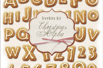 letras de galletitas - Letras de Galletitas Horneadas