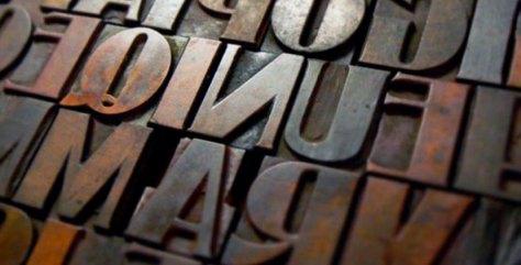moldes de madera imprenta antigua