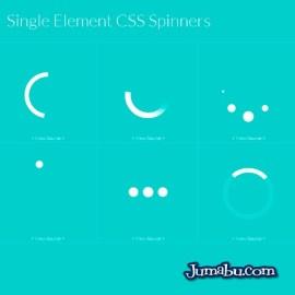 loading cn css - Efectos Loading en CSS para Diseño Web