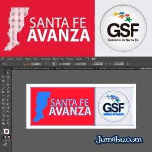 logo gobierno santa fe vector - Logo Provincia de Santa Fe en Vectores - Santa Fe Avanza