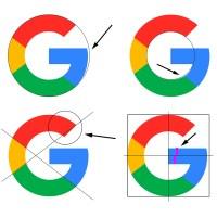 Google diseñó mal su propio logo!