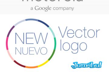 logo vector motorola mobil - Fijate que Marca cambió su Logo a Estilo Metro