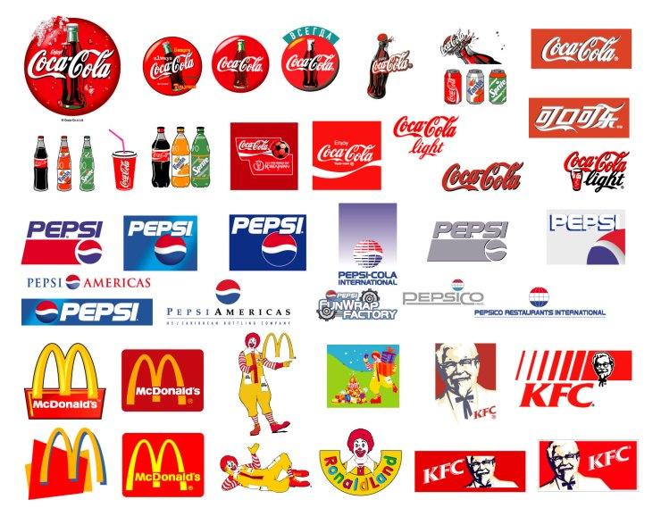 logos de marcas de bebidas colas gaseosas - Logos de Marcas de Bebidas Gaseosas