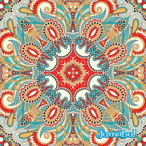 mandalas en vectores - Mandala en Vectores Ornamentales