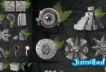 vectores-civilizacion-maya