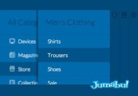 menu desplegable multi niveles - Menu Multi Niveles para Diseño Web