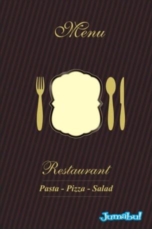 menu restaurante vectorizados - Vectores para Logo o Menú de Restaurante