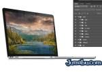 mock up pantalla retina2 - Mock Up Pantalla Retina en Photoshop