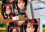 mock up psd tarjetas personales - Mock Up Papelería Institucional en PSD