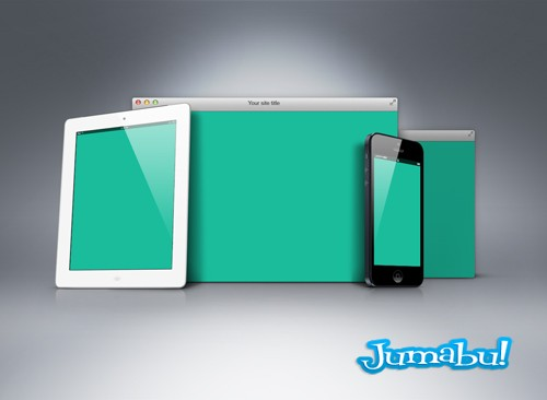 mockup psd apple mac - Mock Up de Productos Apple en PSD para Editar con Photoshop