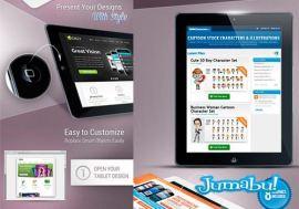 mockup psd diseno ipad - Ipad Mock Up para Presentar tus Proyectos