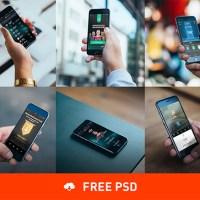 MockUps de Teléfonos Celular en Photoshop