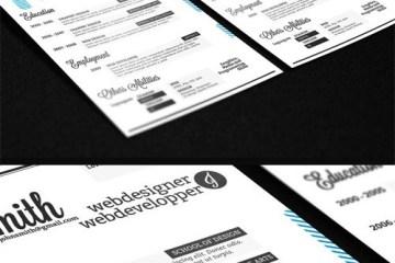 modelo de curriculums vitae en photoshop - Modelos de Curriculums Vitae en Photoshop
