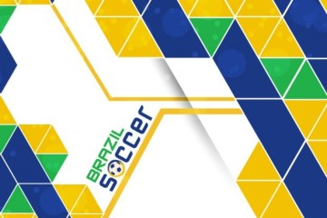 mundial brasil fondo vectores - Vectores Entradas Mundial Brasil 2014