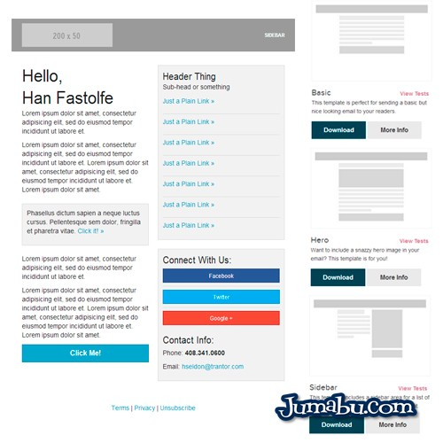 newsletter-plantillas-html