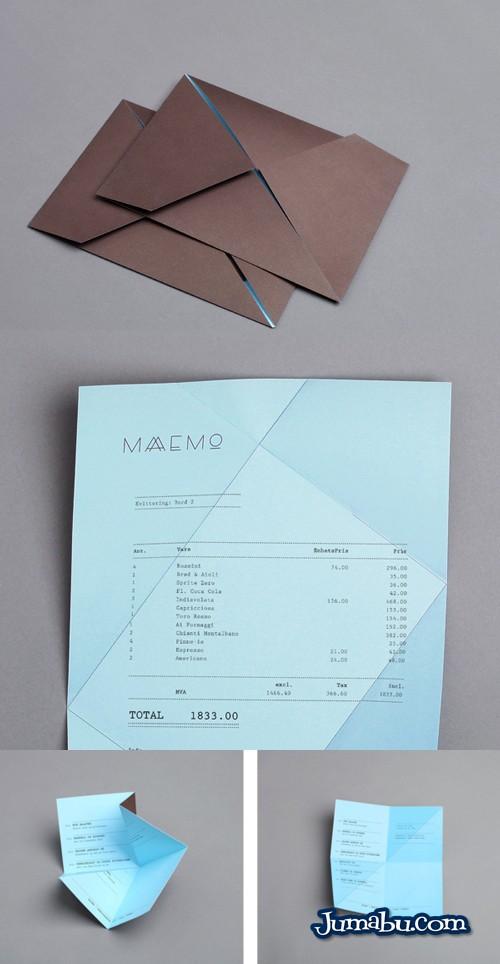 plantillas menu resto - Material de Inspiración para Crear un Menú con Diseño Original