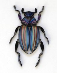 quilling-paper-escarabajo