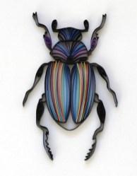 quilling paper escarabajo - Arte con Papel - Quilling Paper