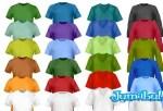 playeras-camisetas-mangas-escote-colores