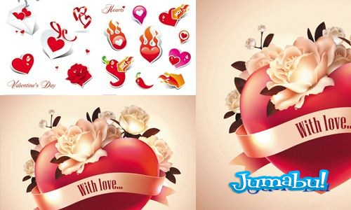 heart-flowers-lovers-flores